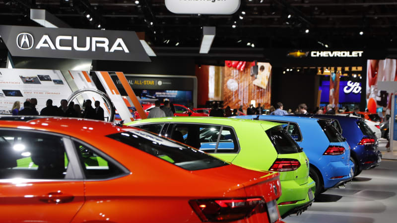 2021 Detroit Auto Show pushed back to fall, and this move is permanent