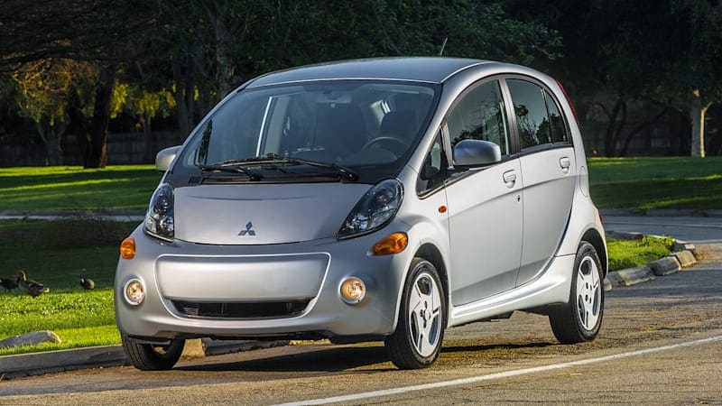 Mitsubishi i-MiEV reportedly reaches the end of the road this year