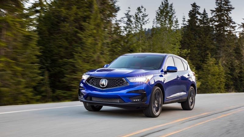 2020 Acura RDX Review and Buying Guide | Target re-acquired