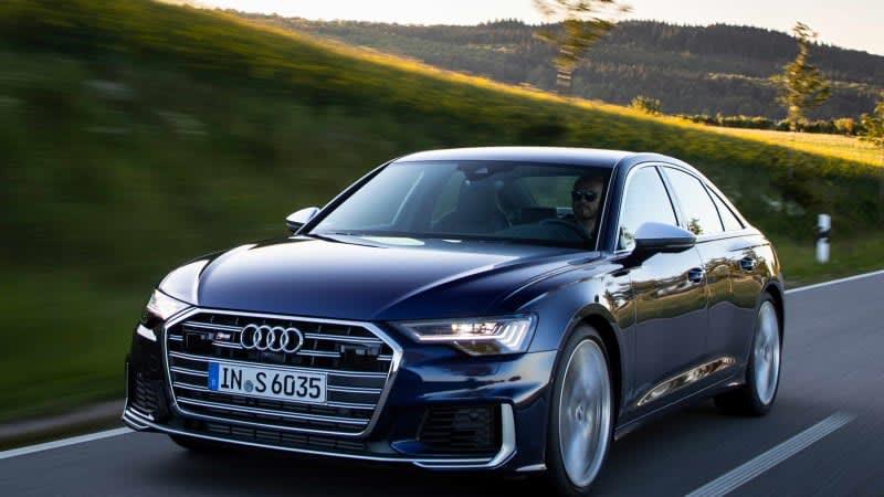 Audi says it's way too early to write the sedan's obituary