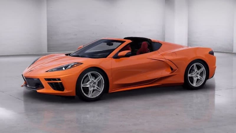 C8 Chevy Corvette, on top of all the other good stuff, gets impressive gas mileage