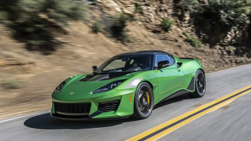 2020 Lotus Evora GT First Drive | Exquisitely analog