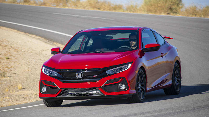 2020 Honda Civic Si gets more aggressive looks, safety tech