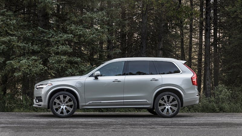 Volvo will build new U.S. battery plant to help launch electric XC90