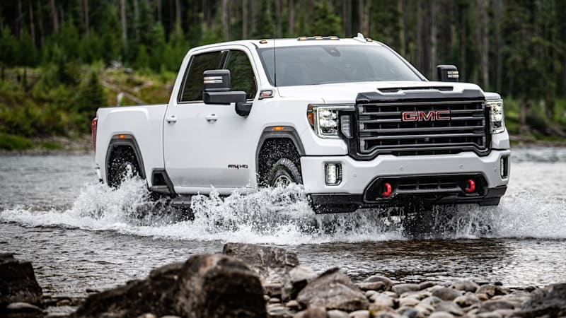 2020 GMC Sierra Heavy Duty First Drive Review | King of the haul