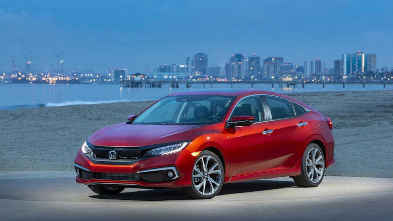 Subaru and Honda set all-time single-month U.S. sales records in August