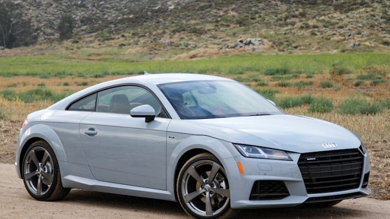 2019 Audi TT 20th Anniversary Edition First Drive Review | Objet d'art