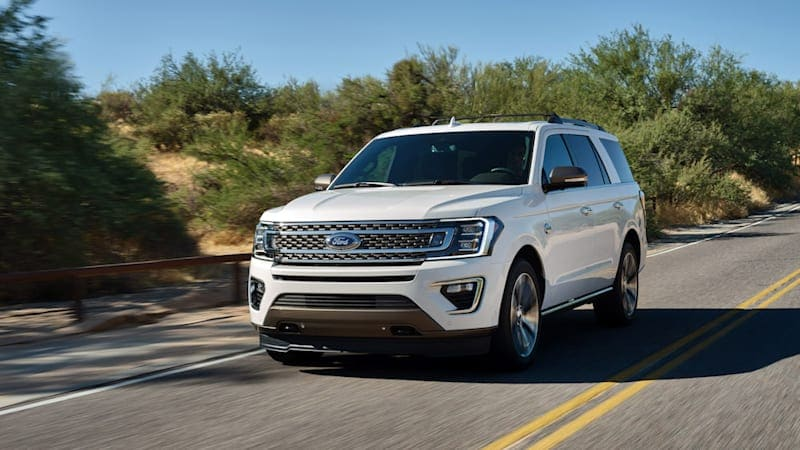 2020 Ford Expedition King Ranch: We rustle up some photos and details