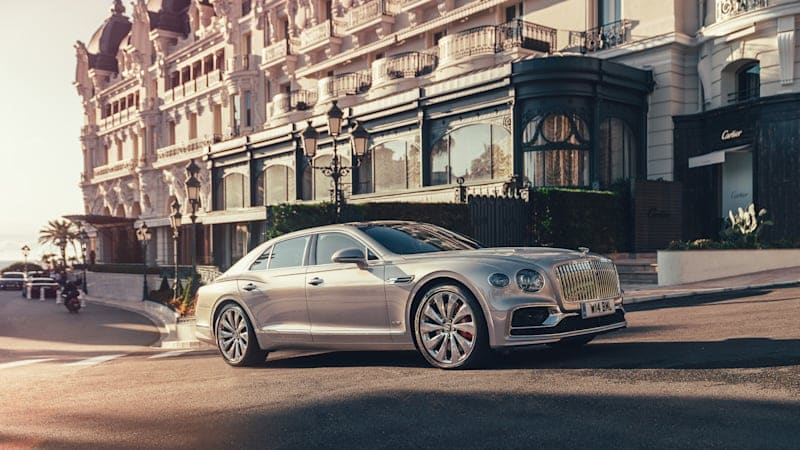 2020 Bentley Flying Spur First Drive Review | Take off your shoes and stay awhile
