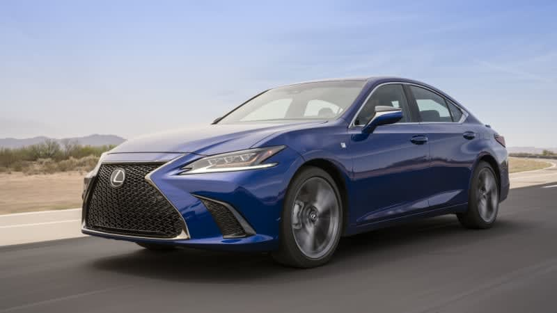 2019 Lexus ES350 F Sport Drivers' Notes | Some F, more luxury