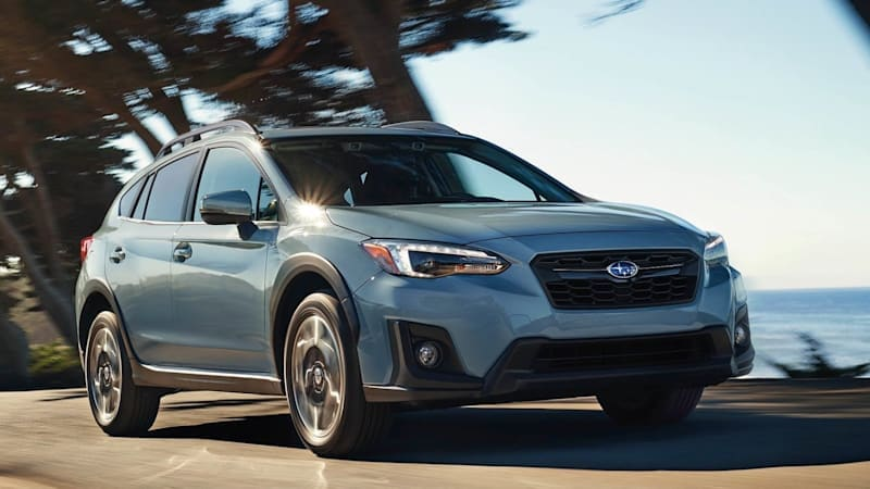 Subaru's new, more powerful Crosstrek is nearly as efficient as the existing model