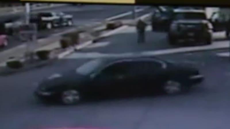 Couple arrested after carjacked Jaguar breaks down