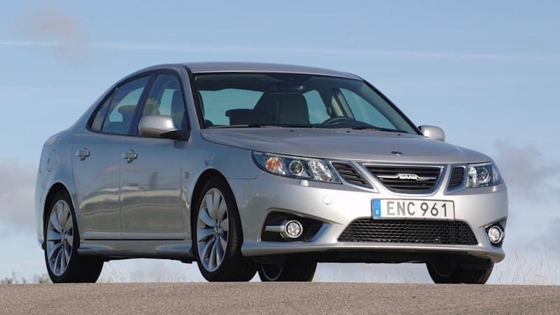 Last Saab 9-3 built nets nearly $48,000 at auction