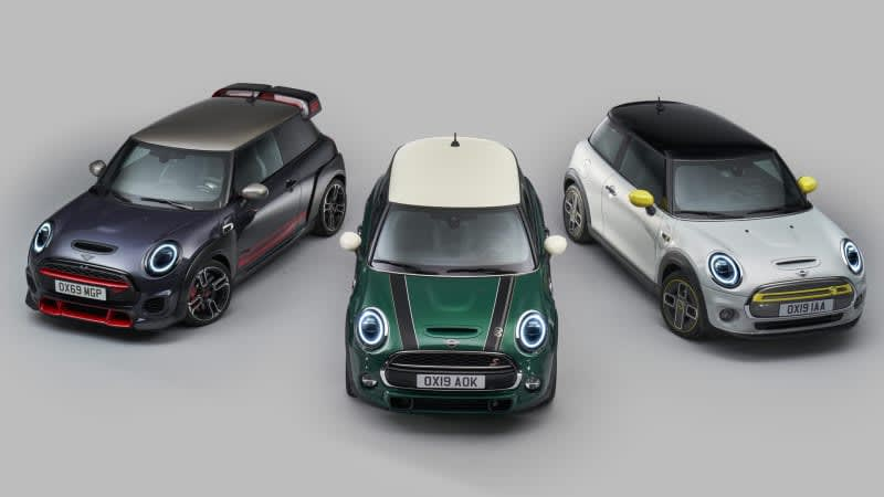Future Mini JCW models likely to be electrified