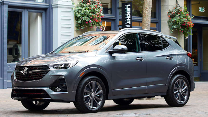 Buick Encore GX fuel economy out, 1.3L more efficient than 1.2L