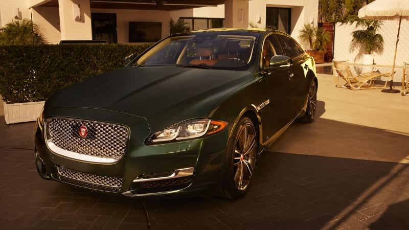 2019 Jaguar XJ Collection Special Edition is a 300-unit curtain call