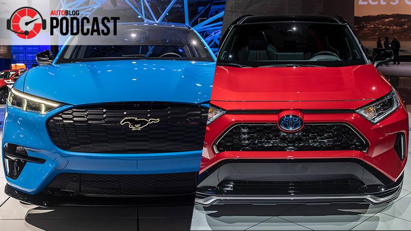 2019 Los Angeles Auto Show | Autoblog Podcast #605