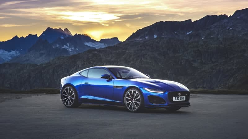 2021 Jaguar F-Type pricing announced, including a big decrease