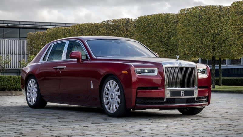 Bespoke Rolls-Royce auction is a chance to support the fight against AIDS