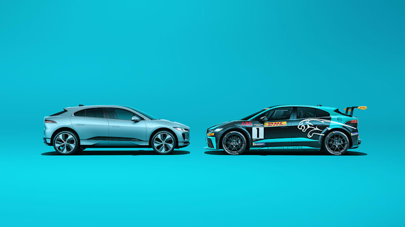 Jaguar upgrades I-Pace with increased range for free