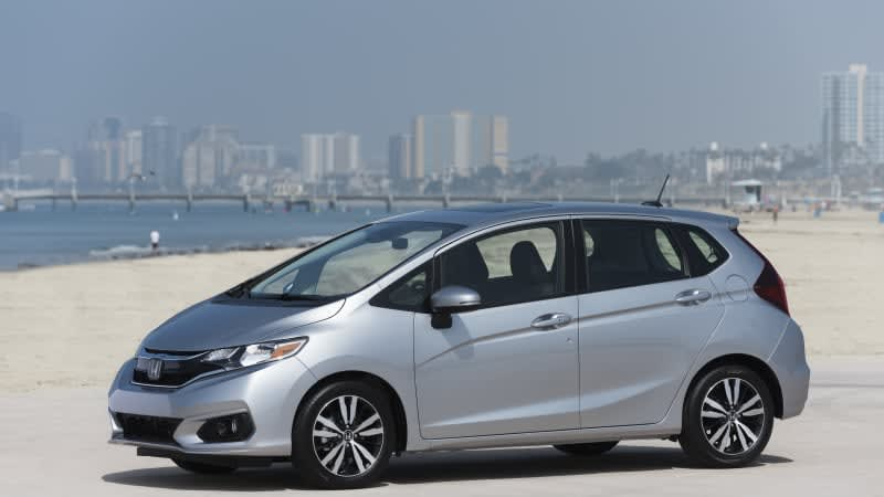 2020 Honda Fit drops Honda Sensing option from lower trims