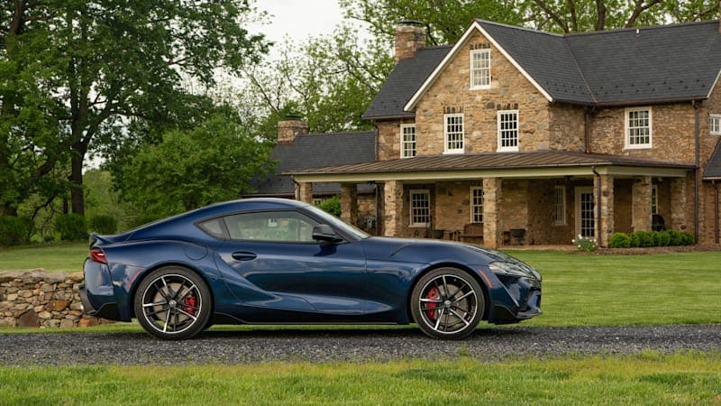 BMW recalls Z4, 3 Series and Toyota Supra for defective headlights