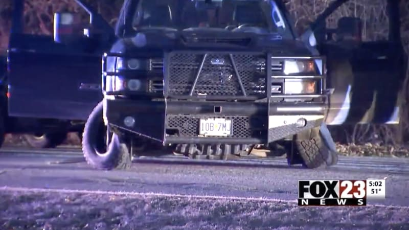 Man on meth steals truck (and goat) from adult video store, police say