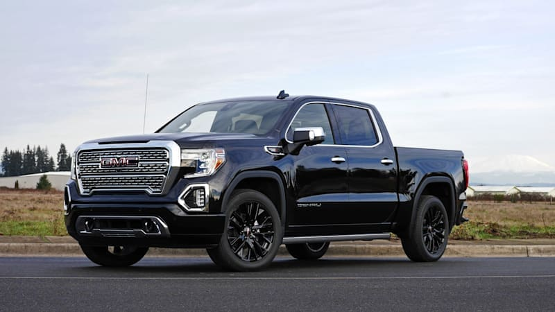 2020 GMC Sierra Review & Buying Guide | The same but different