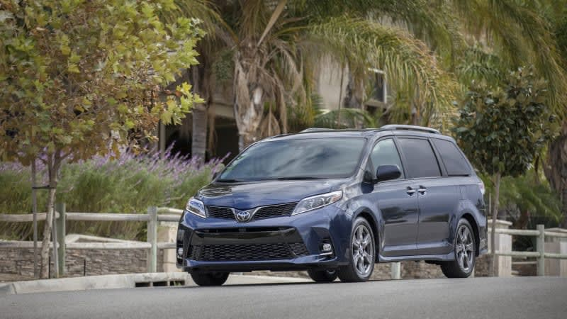 Nearly 700,000 Toyotas and Lexuses named in fuel pump recall