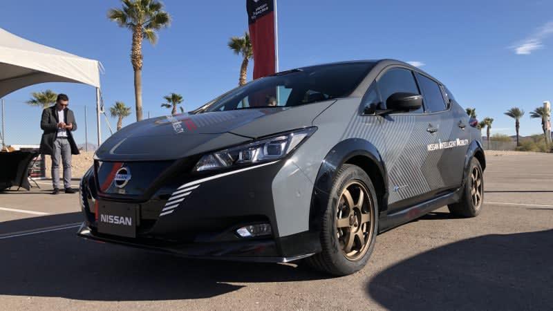 Nissan's future dual-motor EVs will be dual threats