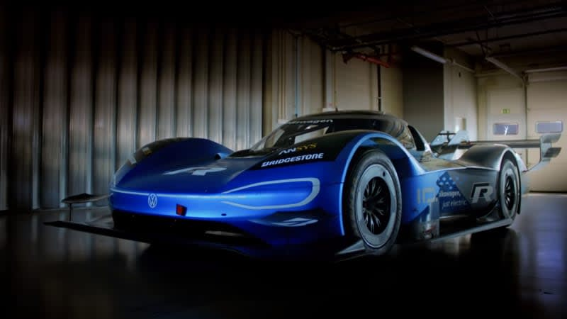 VW ID.R and McLaren Speedtail headline 'Top Gear' season 28