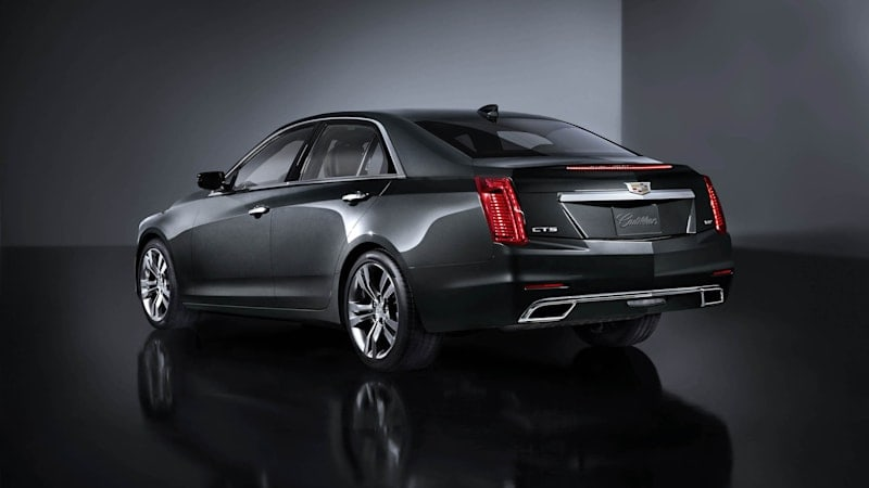 Roll pins in recalled 2014-2015 Cadillac CTS V-Sports could crack