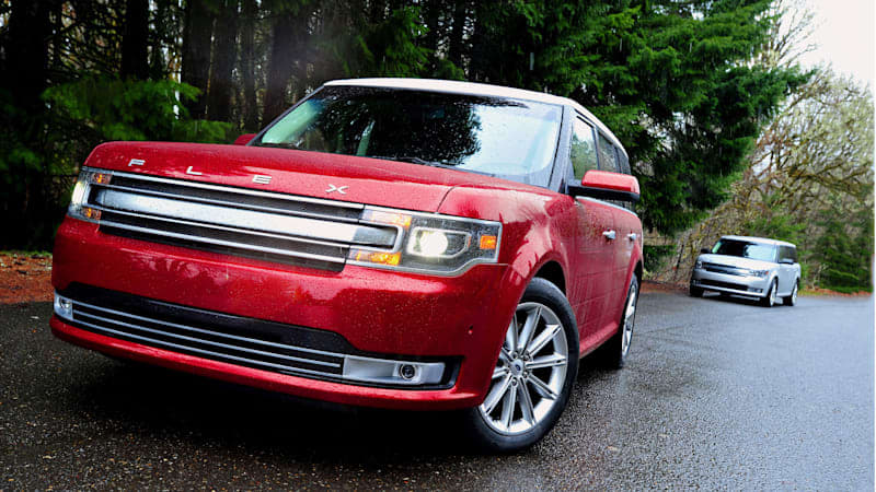 Rear suspension on recalled 2013-18 Ford Flex, Lincoln MKT could break