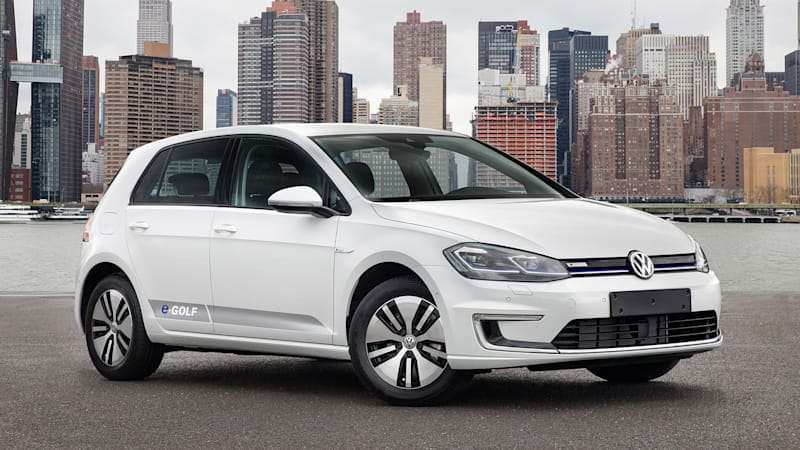 Volkswagen pulls the plug on 2020 e-Golf electric hatch