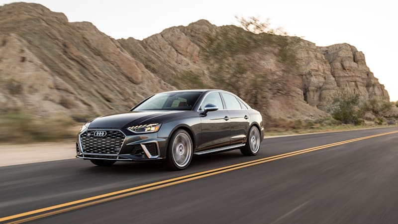 2020 Audi S4 First Drive | Sport sedan refreshed and relevant