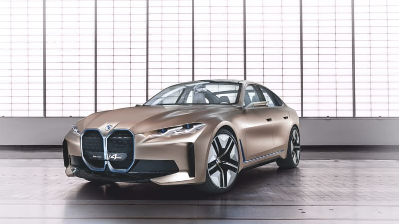 BMW M's first electric car will be a sportier version of the i4