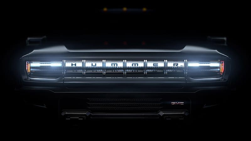 GMC Hummer EV pickup reveal postponed