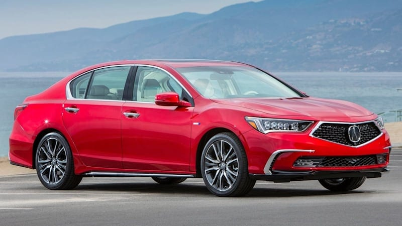 Acura RLX will die after 2020 model year