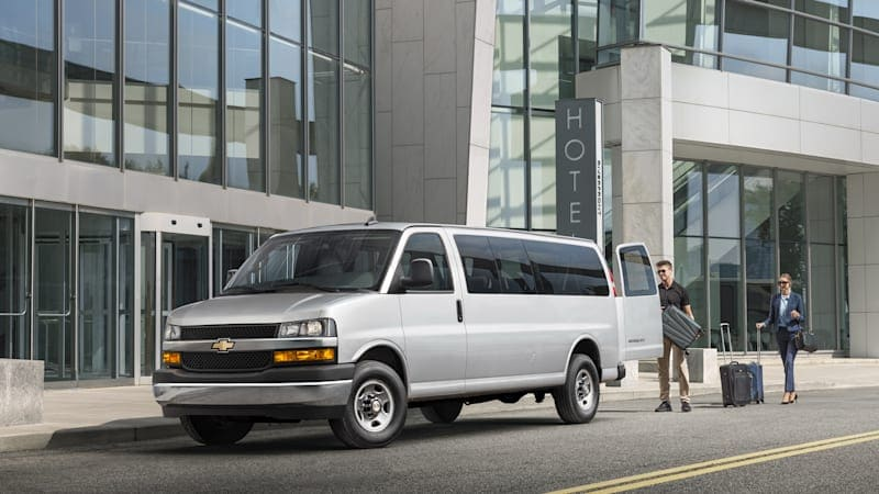 2021 Chevrolet Express gets new engine for its 26th birthday