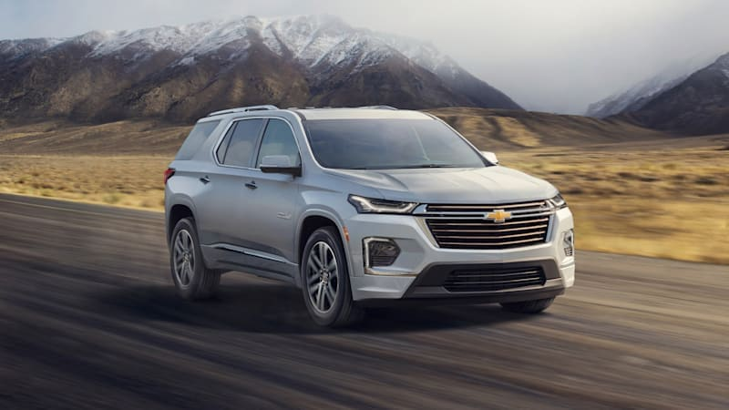 Updated Chevrolet Traverse delayed, now will be a 2022 model