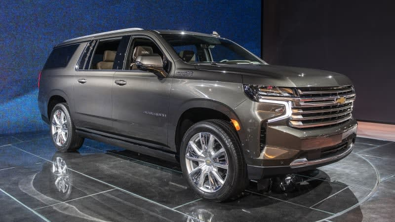 GM VP alludes to a new Chevy Suburban HD