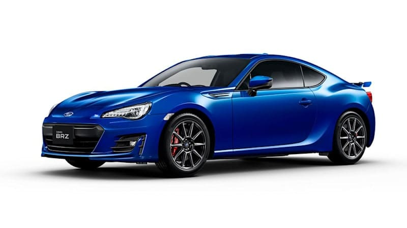 Subaru Germany sends off BRZ with 100-unit Final Edition