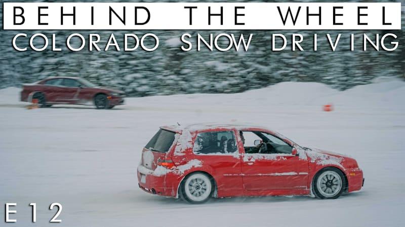 2020 Colorado Winter Driver's Notes | Behind the Wheel S02 // E12