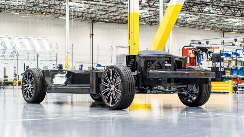 Karma unveils E-Flex platform to support wide range of electric cars