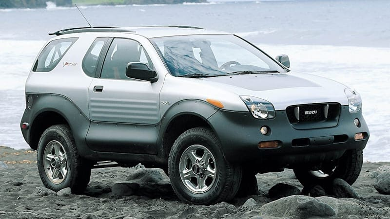 16 things I learned about the Isuzu VehiCROSS