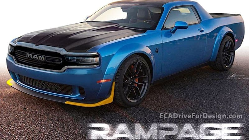 Ram wants 'your wickedest and most outrageous designs' for a truck — now