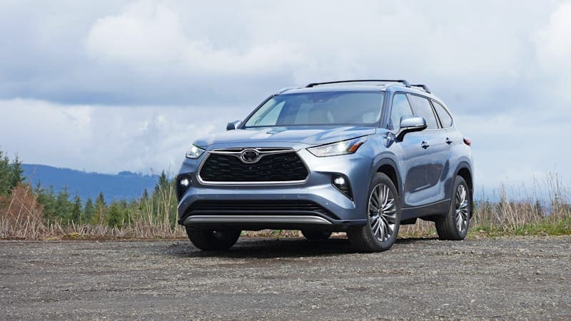 2021 Toyota Highlander Review & Buying Guide | Better and now sportier