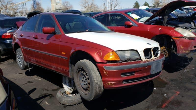 Junkyard Gem: 1999 BMW 323i Sedan