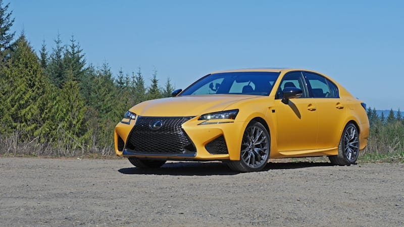 2020 Lexus GS F Review & Video | Looking past the numbers