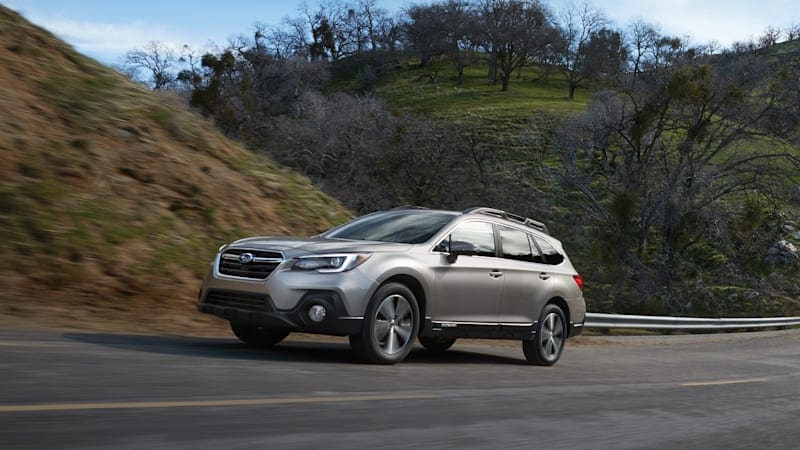 Subaru recalls four 2019 models due to risk they'll stall
